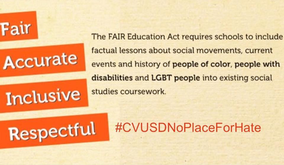 The Fair Education ACT