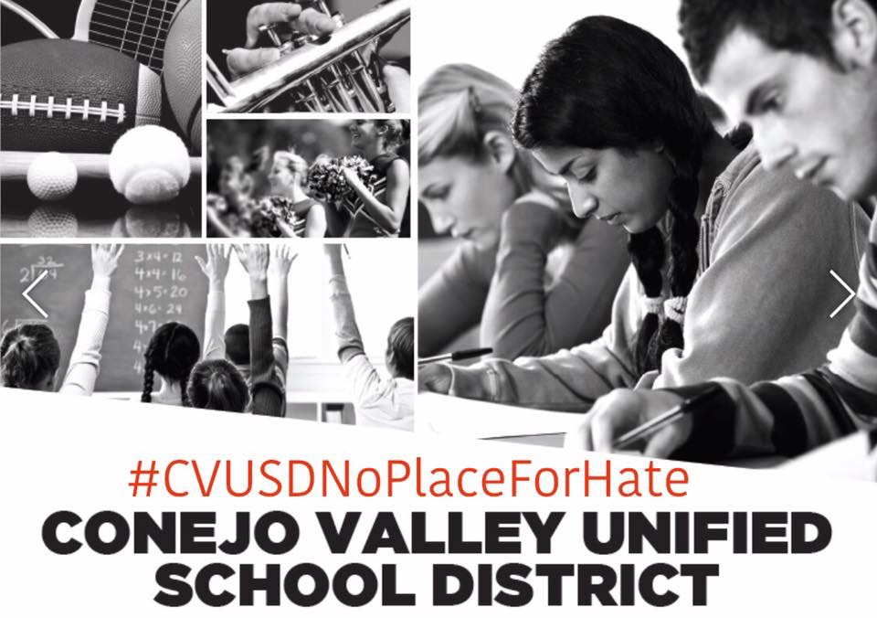 CVUSD No Place for Hate
